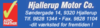 Hjallerup Motor Co ApS
