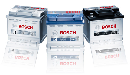 Bosch Batteri