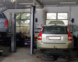 Kvaerkeby Auto Og Daekcenter Vaerksted 2014