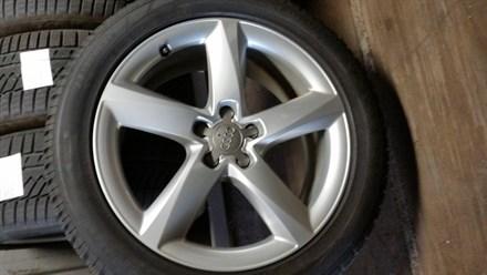 Vinterhjul Dunlop Audi