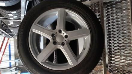 Vinterhjul Mer Benz Ml Continental